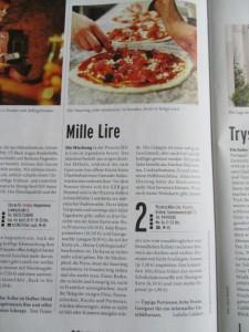 Pizzeria Mille Lire Frankfurt